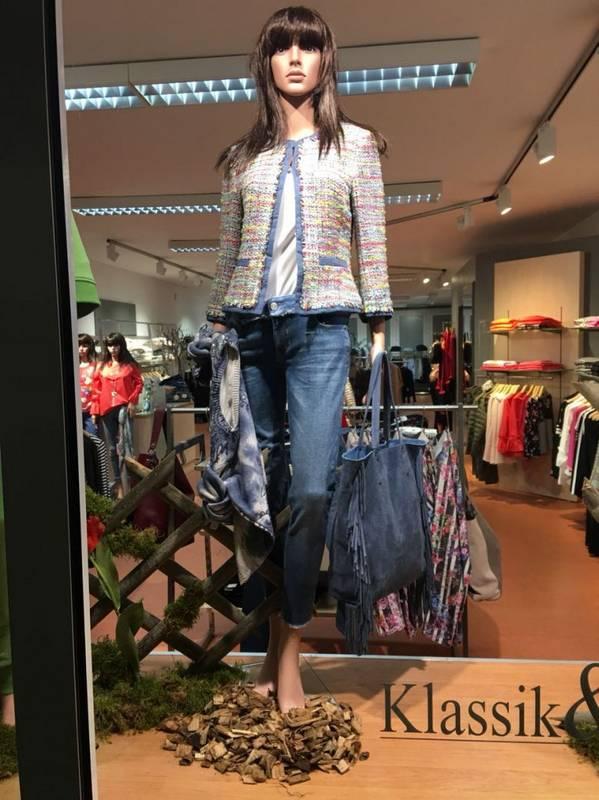 Frische Mode für den Frühling bei Klassik & Mode in Eppingen.