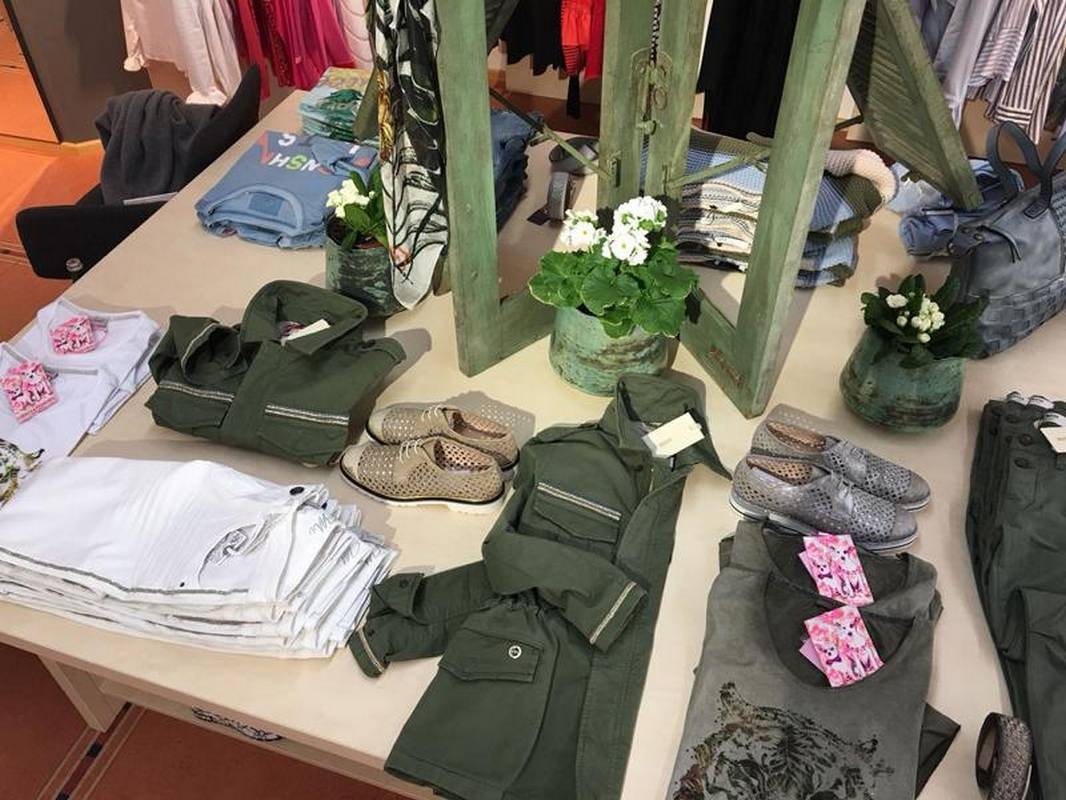 neue Mode für den Frühling in Eppingen bei Klassik & Mode.