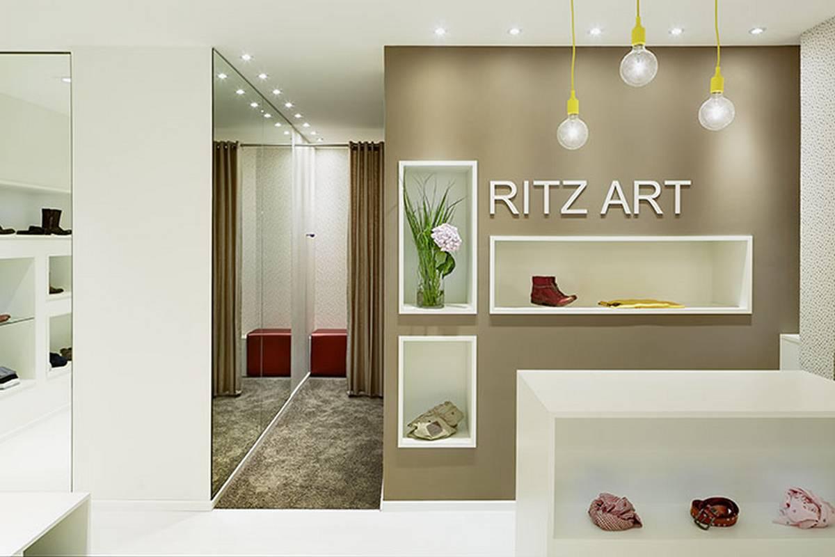 Ritz Artbei Neueröffnung