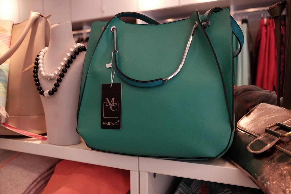 Exquisite Handtaschen präsentiert Ihnen Gitta Roth in Stuttgart.