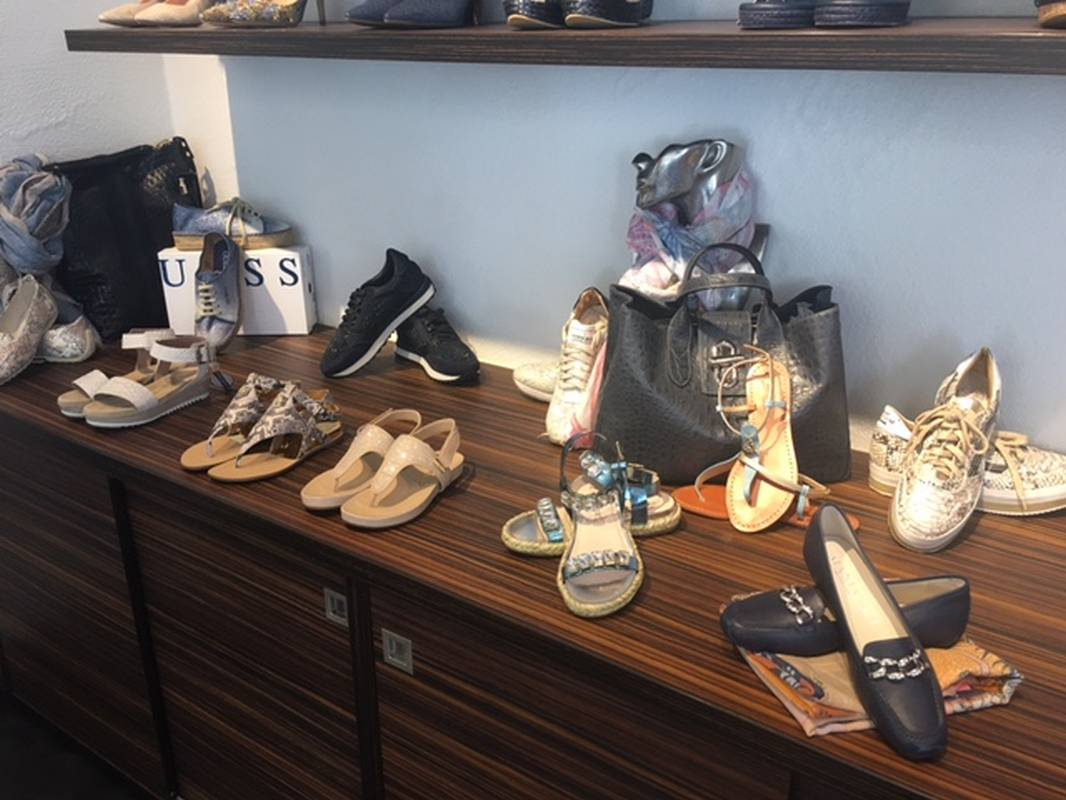 Schuh-Mode für die Damen - die exklusive Auswahl finden Sie bei La Boutique in Aalen.