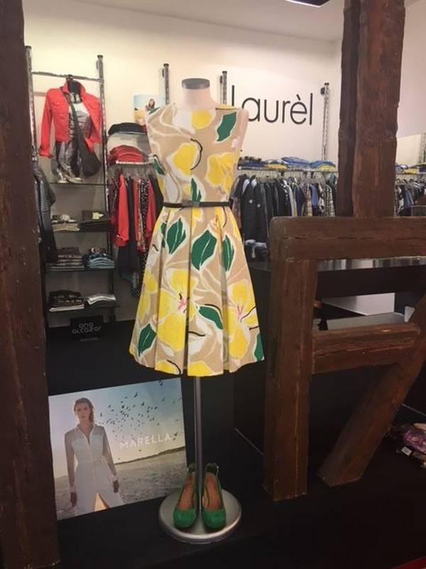 Stil - Farbe - Mode - zu finden bei La Boutique in Aalen.