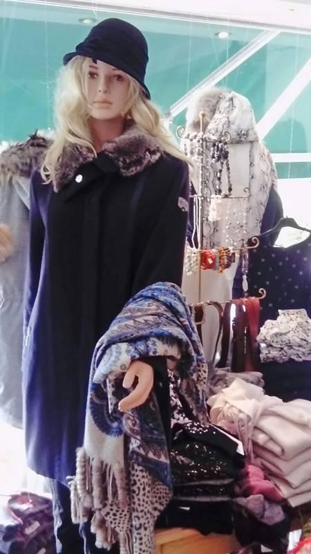Hochwertige Damen-Modepräsentiert Gunda Roth im individuellen Ambiente - Baiersbronn ist eine Reise wert!