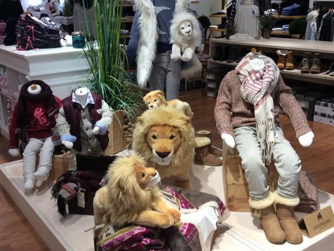 Kinder-Mode finden Sie bei Sunshine Kindermode in Ettlingen.