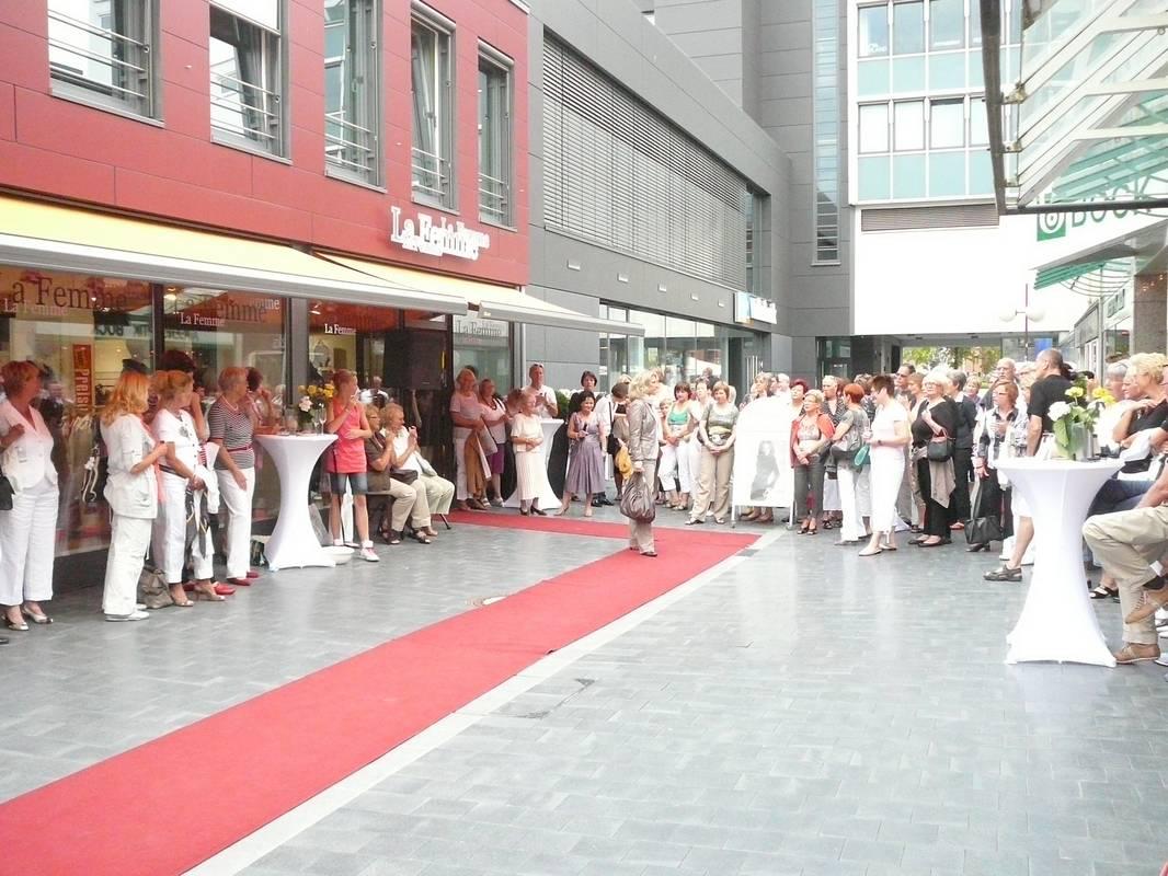 Modeshow Sommer 2009