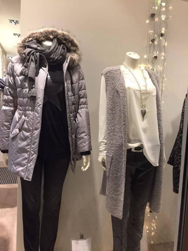 Damen-Mode für Draußen - bei La Donna in Albstadt finden Sie die große Auswahl.