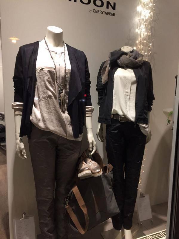 Mode für Damen mit Figur - bei La Donna in Albstadt.