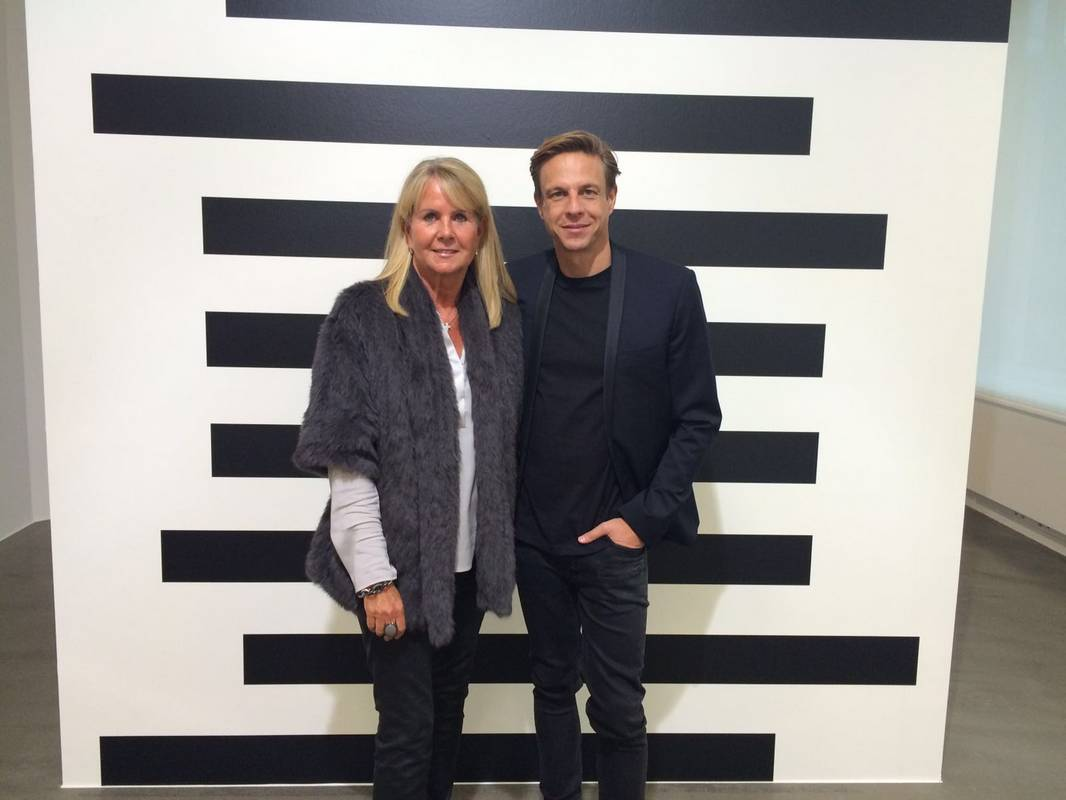Gisela Gall aus Nürtingen und Steffen Schraut - eine ganz persönliche Mode-Freundschaft. Dieattraktive Kollektionfinden Sie bei Kosmetik & Mode.