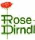 Rose Dirndl