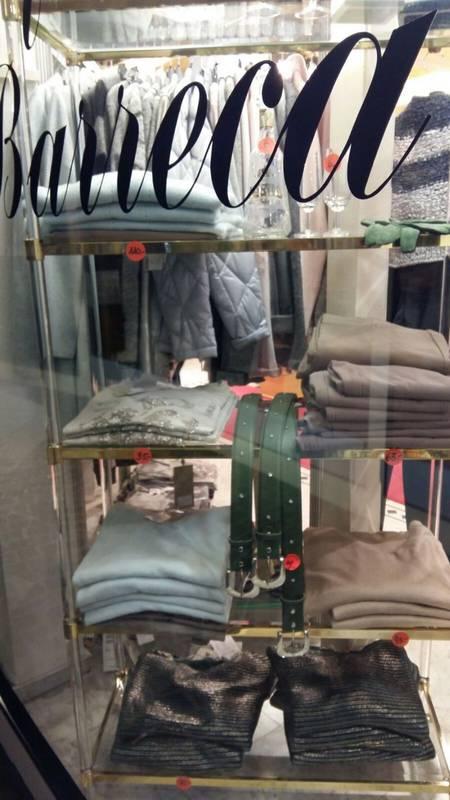 In Villingen gibt es bei Boutique Barreca Mode, Accessoires und Schuhe.