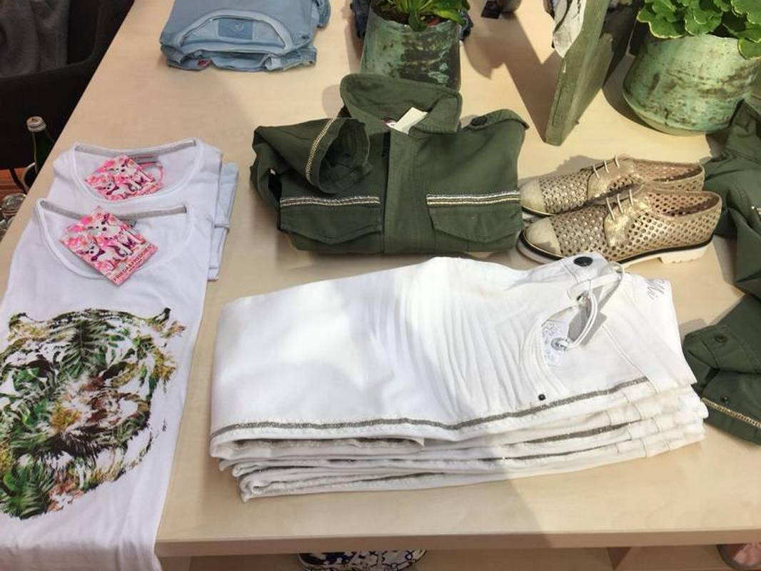 neue Frühjahrsmode bei Mode & Klassik in Eppingen.