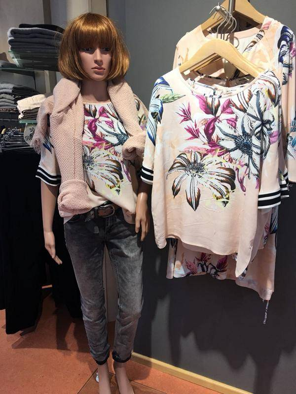 Der Frühling ist da - die neue Mode finden Sie bei Klassik &Mode in Eppingen.
