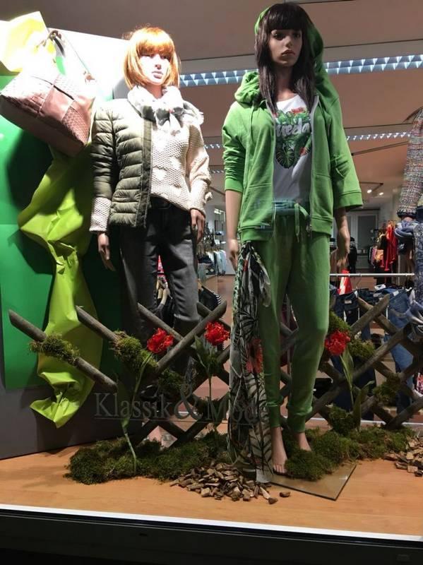 Die neue Mode für den Frühling finden Sie bei Klassik & Mode in Eppingen.