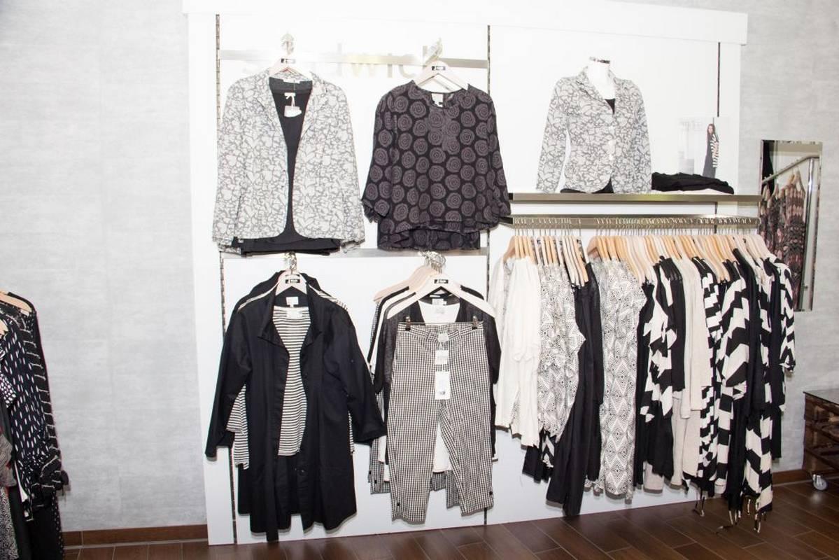 Mode am Markt in Murrhardt - präsentiert die neue Damen-Mode für's Frühjahr.