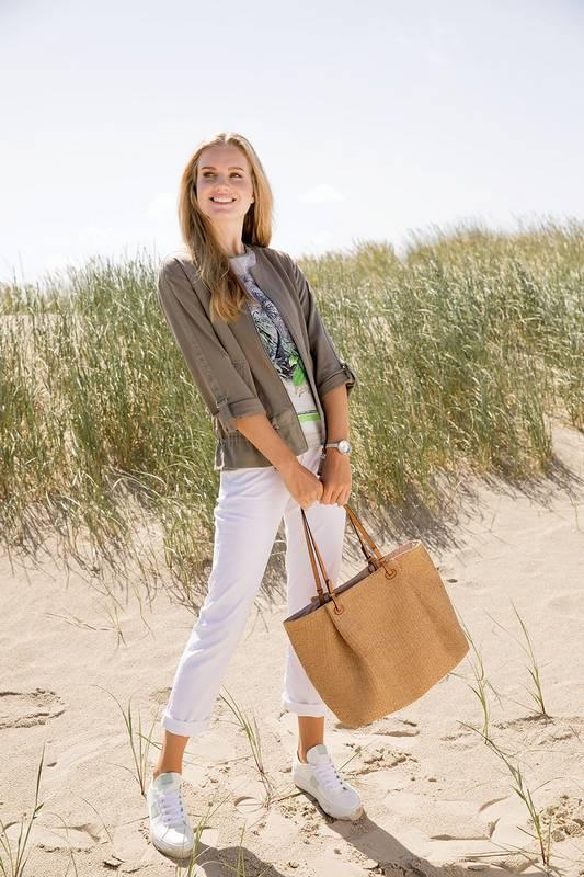 Christa Eberl und ihre Mitarbeiterinnen freuen sich auf Ihren Besuch im Mode Eck.