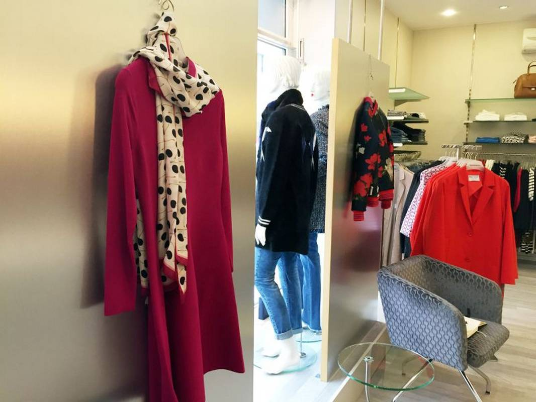 Mode - Stil - Beratung - das alles finden Sie bei Gabriele Teufel in Offenburg.