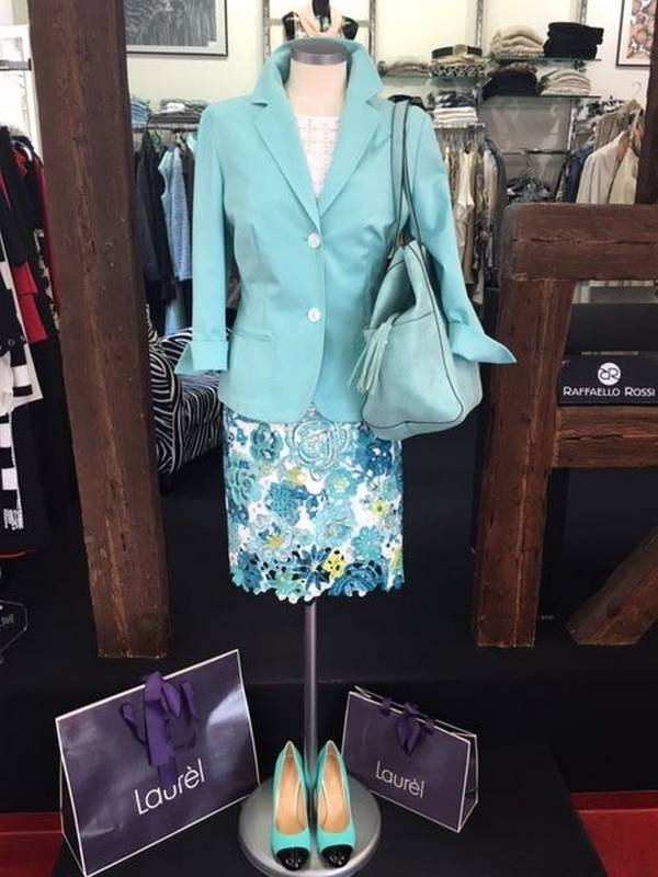 Edle Eleganz finden Siebei Damenmode La Boutique in Aalen