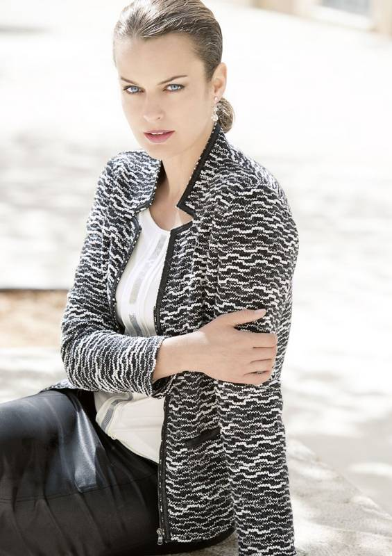 Die feine Mode für die Dame - aus der Herbstkollektion 2015 von Sommermann - zu finden in Reutlingen bei Ambiente Mode.