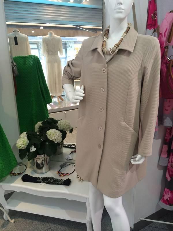 Die etwas andere Mode für Damen - zu finden bei Eva Maria Daum in Heilbronn.