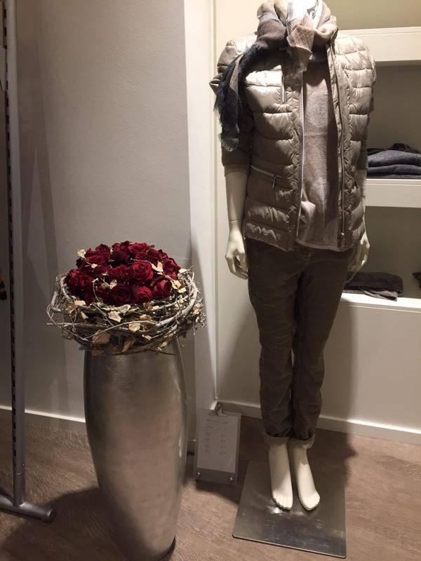In Albstadt finden Damen mit Figur die richtige Mode bei La Donna woman's fashion.