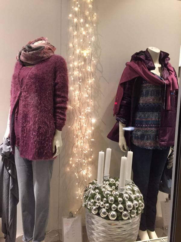 Farbe und Mode für Damen mit Figur - zu finden bei La Donna in Albstadt.